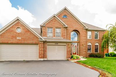 Plainfield Single Family Home New: 13709 Shriver Court