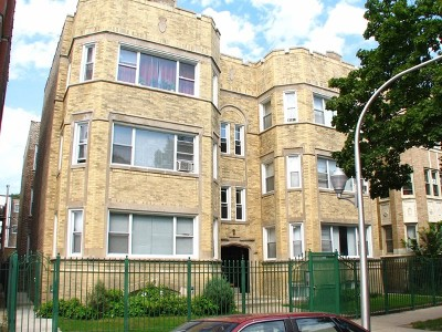 Chicago Multi Family Home New: 7736 South Kingston Avenue South