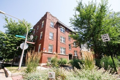 Cook County Condo/Townhouse For Sale: 3007 North Clifton Avenue #102
