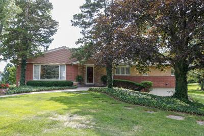 Palos Park Single Family Home For Sale: 13140 South 86th Avenue