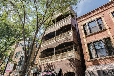 Chicago Condo/Townhouse New: 1744 West Division Street #1