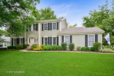 Naperville Single Family Home New: 1423 Heatherton Drive
