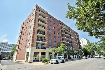 Cook County Condo/Townhouse For Sale: 4848 North Sheridan Road #505