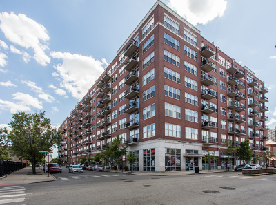 Chicago Condo/Townhouse New: 6 South Laflin Street #704