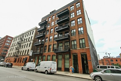 Cook County Condo/Townhouse For Sale: 154 West Hubbard Street #302
