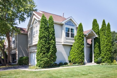 Naperville Condo/Townhouse New: 2840 Alandale Circle
