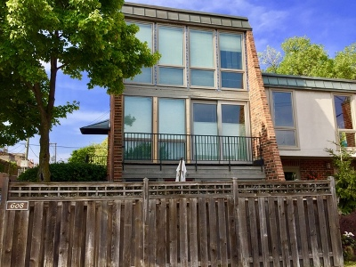 Cook County Condo/Townhouse For Sale