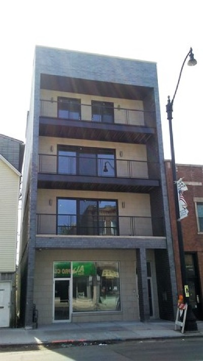 Chicago Condo/Townhouse New: 3053 West Armitage Avenue #1