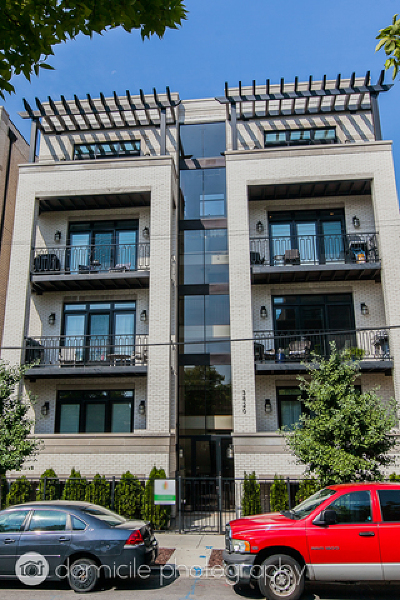 Chicago Condo/Townhouse New: 3820 North Ashland Avenue #3N