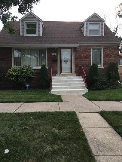 Chicago Single Family Home New: 9340 South Emerald Avenue