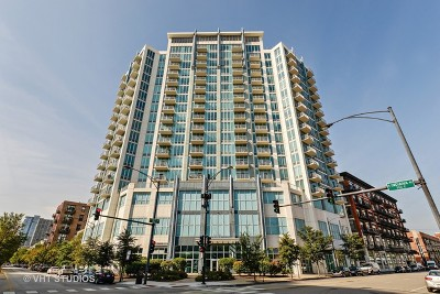 Condo/Townhouse New: 1600 South Indiana Avenue #508