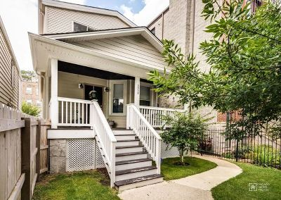 Chicago Single Family Home New: 3938 West Argyle Street