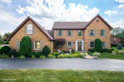 Frankfort Single Family Home For Sale: 825 Huntsmoor Drive