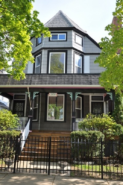 Chicago Multi Family Home New: 2151 West Sunnyside Avenue