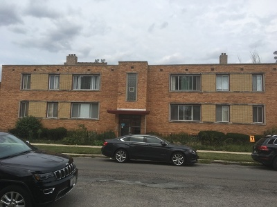 Chicago Multi Family Home New: 1852 West 80th Street