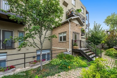 Chicago Condo/Townhouse New: 1432 West Erie Street #1R