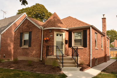 Chicago Single Family Home New: 5237 South Monitor Avenue