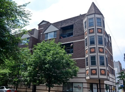 Cook County Condo/Townhouse For Sale: 3150 North Oakley Avenue #2N