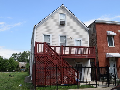 Chicago Multi Family Home New: 1621 South Kedvale Avenue