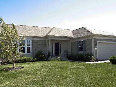 Huntley Single Family Home New: 13186 Silver Birch Drive