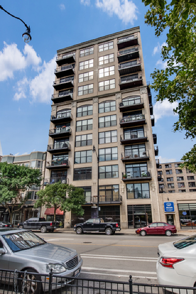 Chicago Condo/Townhouse New: 1516 South Wabash Avenue #601