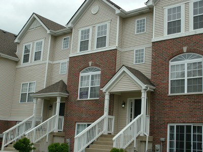 Oswego Condo/Townhouse New: 140 Lakeshore Drive