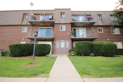 Wheeling Condo/Townhouse New: 586 Fairway View Drive #1-3D