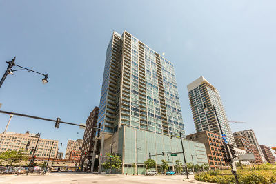 Chicago Condo/Townhouse New: 611 South Wells Street #1003
