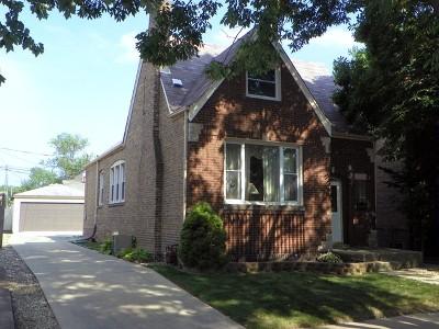 Chicago Single Family Home New: 11235 South Artesian Avenue