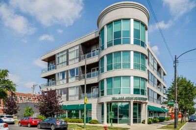 Chicago Condo/Townhouse New: 2408 West Rice Street #203