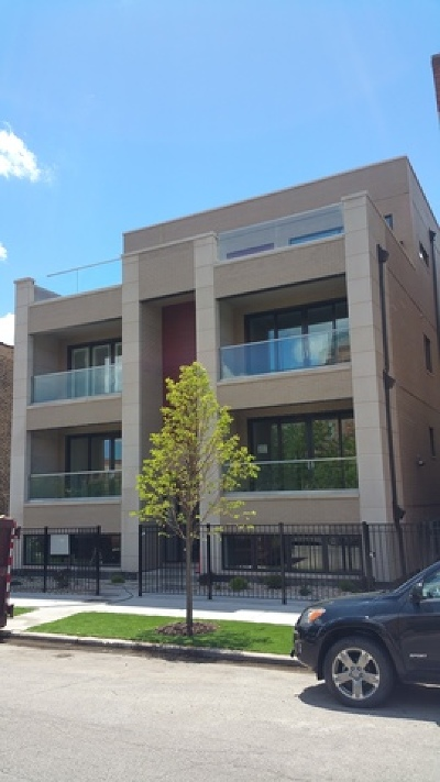 Chicago Condo/Townhouse New: 1621 West Superior Street #2W