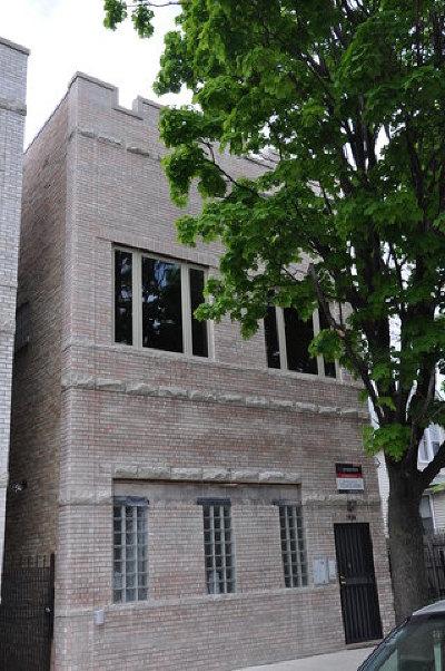Chicago Multi Family Home New: 1930 North Leclaire Avenue