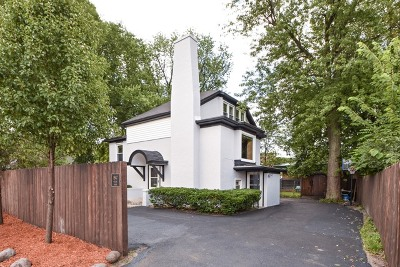 Homewood Single Family Home For Sale: 1947 Miller Court