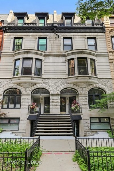 Chicago Condo/Townhouse New: 76 East Elm Street #4