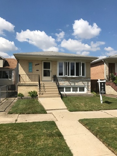 Chicago Single Family Home New: 3616 North Paris Avenue