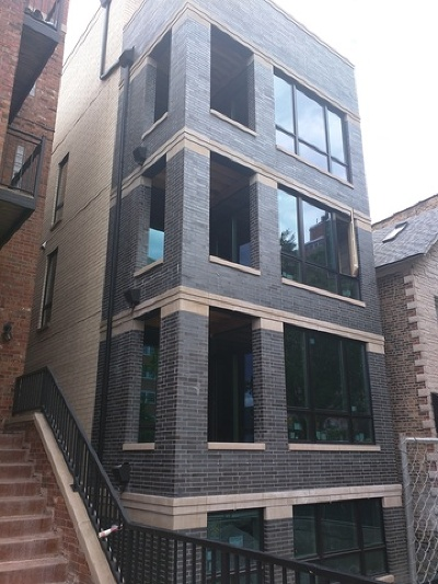 Chicago Condo/Townhouse New: 1448 West Chestnut Street #2