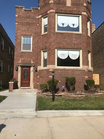 Chicago Multi Family Home New: 9040 South Justine Street