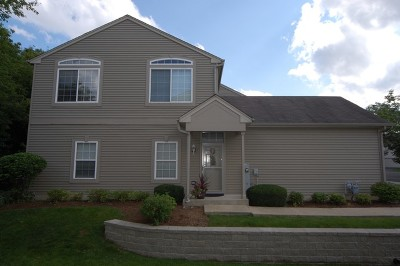 Carpentersville Condo/Townhouse Contingent: 8033 Sierra Woods Lane