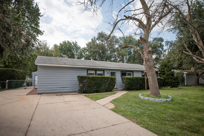 Crystal Lake Single Family Home Contingent: 4905 3 Oaks Road