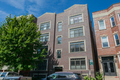 Cook County Condo/Townhouse For Sale: 3346 North Sheffield Avenue #4S