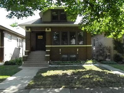 Oak Park Single Family Home Price Change: 1216 North Taylor Avenue