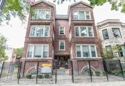 Cook County Condo/Townhouse New: 4700 North Campbell Avenue #1