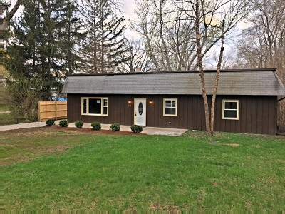 McHenry Single Family Home New: 2113 Highwood Road