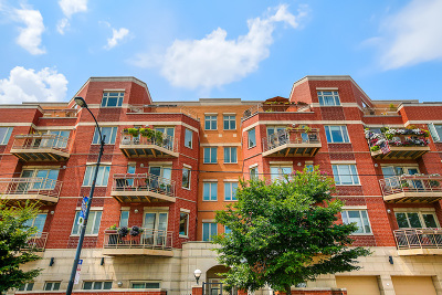 Cook County Condo/Townhouse New: 4950 North Western Avenue #2C