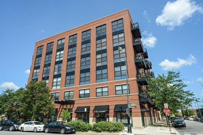 Chicago Condo/Townhouse New: 1260 West Washington Boulevard #203