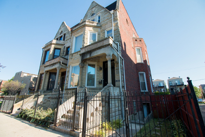 Chicago Single Family Home New: 439 East 48th Street