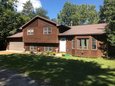 McHenry Single Family Home New: 2604 Indian Trail