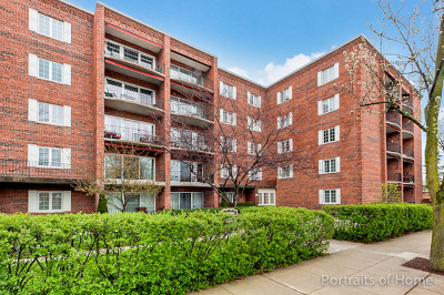 Glen Ellyn Condo/Townhouse New: 515 North Main Street #1ES