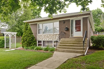 Arlington Heights Single Family Home New: 712 North Arlington Heights Road