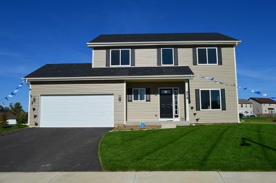 Aurora Single Family Home New: Lot 4 Camillia Avenue